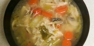 How To Make Chicken Soup from domesticsoul.com
